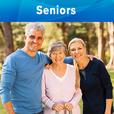 Family Banking for Seniors