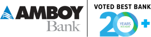 Amboy Bank - voted best bank for 20+ years in a row